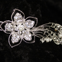 Shooting Star Diamante Headband