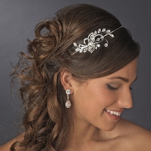 Designer Side Accent Headbands