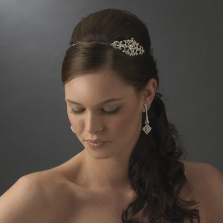 Vintage Chic Side Accent Headband