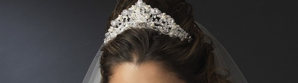 designer tiara collection