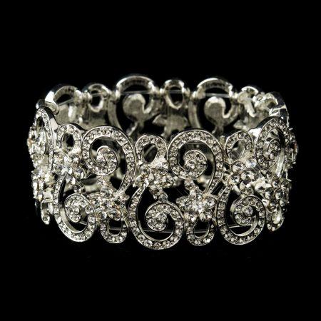 Vintage Swirl Bracelet