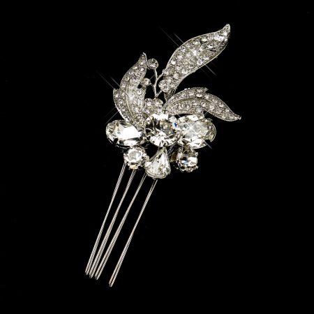 Elegant Sparkling Vintage Starlet Hairpin
